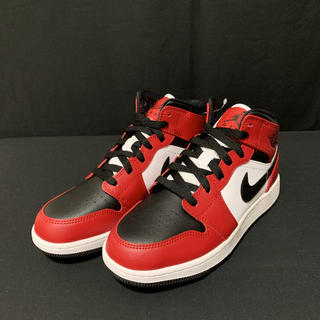 NIKE - NIKE AIR JORDAN1 MID(GS) ☆新品・未使用☆