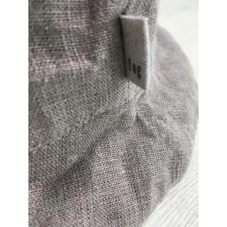 フォグリネンワーク(fog linen work)のfog linen work  子供用帽子 サイズ55㎝(帽子)