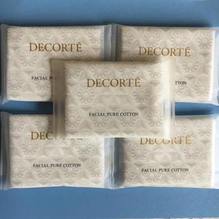 COSME DECORTE - DECORTE  フェイシャルコットン