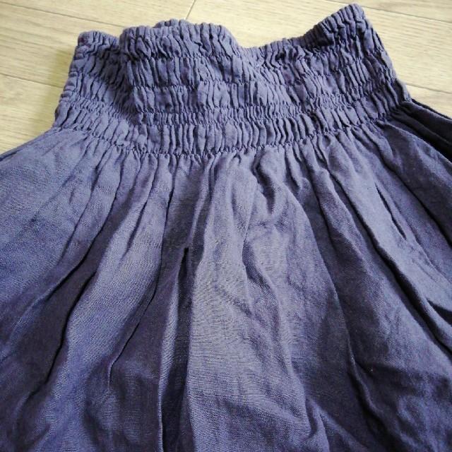 JOURNAL STANDARD(ジャーナルスタンダード)のリネンスカートJOURNALSTANDARD レディースのスカート(ひざ丈スカート)の商品写真