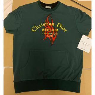 ディオールオム(DIOR HOMME)のdior homme atelier 半袖スウェット Tシャツ L(スウェット)
