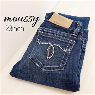 moussy - moussy スキニーパンツ デニム ボトム♡SLY リー something