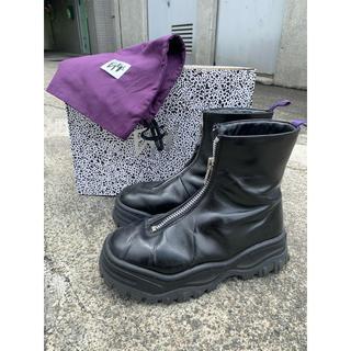 Balenciaga - eytys raven ブーツ