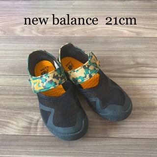 ニューバランス(New Balance)のニューバランス スポーツサンダル サマーシューズ 21cm(サンダル)