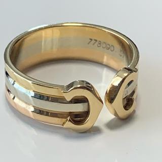 カルティエ(Cartier)のCartier リング スリーカラー(リング(指輪))