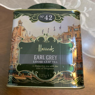 ハロッズ(Harrods)の新品⭐︎ ハロッズ 紅茶 人気のアールグレイ(茶)