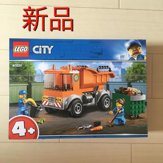 Lego - 新品 レゴ LEGO シティ 60220 ゴミ収集トラック