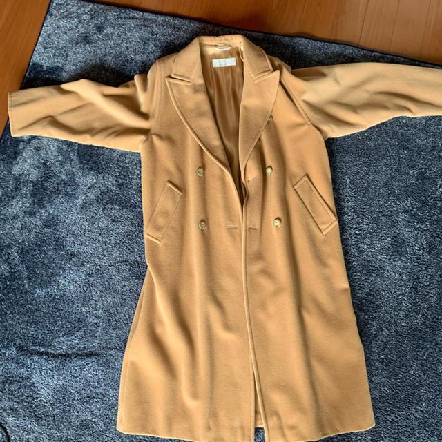Max Mara(マックスマーラ)の【最高級】MAX MARA トレンチコート レディースのジャケット/アウター(トレンチコート)の商品写真