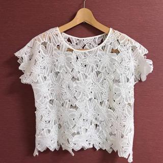 GRL - GRL・花柄Tシャツ