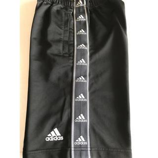 アディダス(adidas)の⭐️アディダス・ハーフパンツ⭐️150サイズ・used⭐️ウエストゴム&ヒモ付(ショートパンツ)
