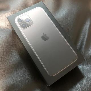 Apple - iPhone 11 Pro/スペースグレイ/256GB/SIMフリー