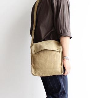 エンジニアードガーメンツ(Engineered Garments)の【40s】 WW2 British Army Shoulder bag(ショルダーバッグ)