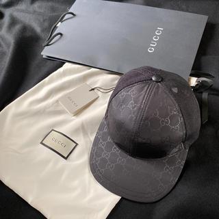 Gucci - 【新品未使用】グッチ メッシュキャップ サイズM