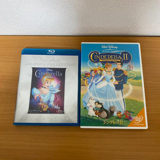 ジブリ(ジブリ)の【送料無料】シンデレラ&シンデレラⅡ DVDセット(アニメ)