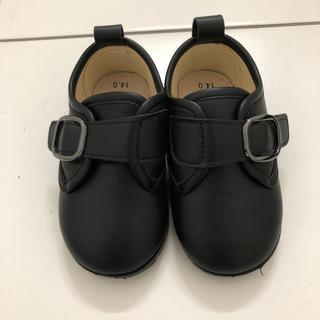 ニシマツヤ(西松屋)のフォーマル 靴 14㎝ キッズ(フォーマルシューズ)