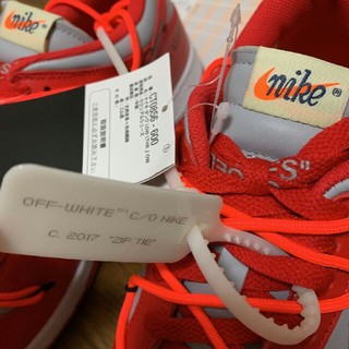 NIKE OFF WHITE DUNK LOW 26cm