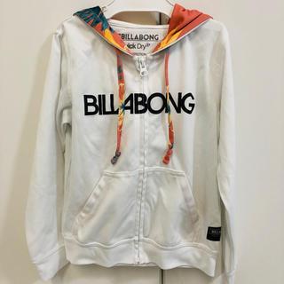 ビラボン(billabong)のビラボン⭐︎キッズ ラッシュガード白110cm⭐︎男の子女の子(水着)