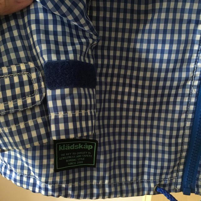 kladskap(クレードスコープ)のあいこ様専用*パーカーkladskap+ラルフシャツ キッズ/ベビー/マタニティのキッズ服男の子用(90cm~)(ジャケット/上着)の商品写真