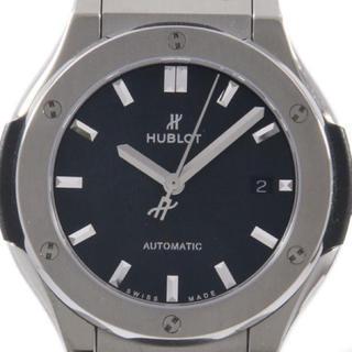 ウブロ(HUBLOT)のウブロ 582.NX.1170.RX クラシックフュージョンチタニウム(腕時計(アナログ))