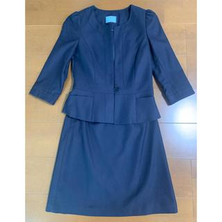 スーツカンパニー(THE SUIT COMPANY)のスーツカンパニー スカートスーツ 36(スーツ)