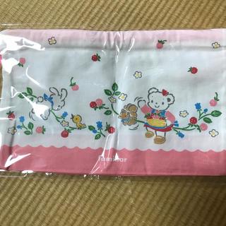 ファミリア(familiar)の新品 ファミリア  ランチ巾着(ランチボックス巾着)