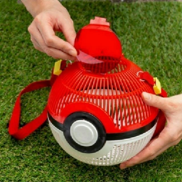 モンスターボール 虫かご エンタメ/ホビーのおもちゃ/ぬいぐるみ(キャラクターグッズ)の商品写真