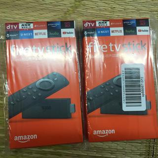 新品 未開封 Fire TV Stick 2個セット 2日以内到着