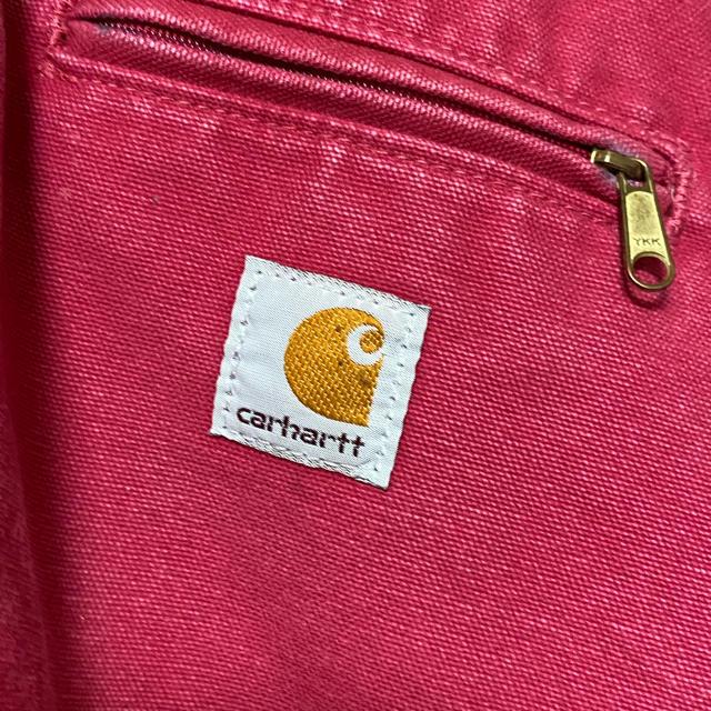 carhartt(カーハート)の【カーハート】希少 ユニセックス ボアインナー ダックアクティブジャケット レディースのジャケット/アウター(ブルゾン)の商品写真