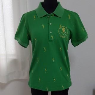 マークアンドロナ(MARK&LONA)のお値下げ‼️MARK&LONAのグリーンのポロシャツ(ウエア)