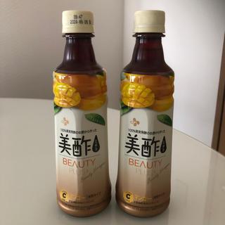コストコ(コストコ)の美酢beauty+マンゴー味400ml2本(その他)