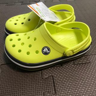 crocs - 17.5cm クロックス キッズ crocs