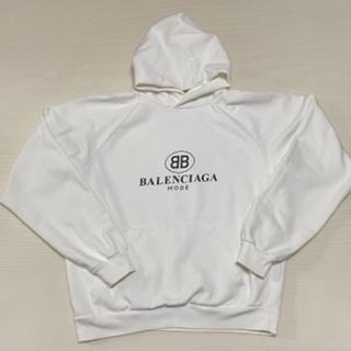 Balenciaga - バレンシアガ balenciaga BBロゴパーカー
