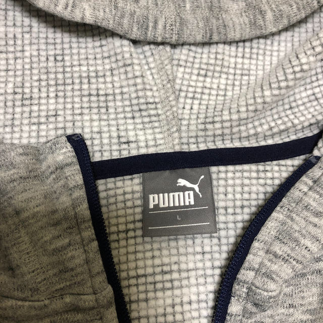 PUMA(プーマ)のプーマ 上下セットジャージ スポーツ/アウトドアのサッカー/フットサル(ウェア)の商品写真