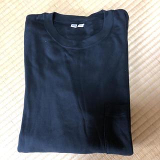 ユニクロ(UNIQLO)の未使用☆ユニクロユー長袖Tシャツ(Tシャツ/カットソー(七分/長袖))