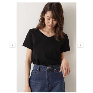 NATURAL BEAUTY BASIC - natural beauty basic 黒Tシャツ