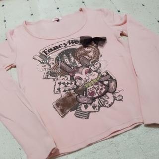 ピンクラテ(PINK-latte)のピンクラテ ロンT Mサイズ(Tシャツ/カットソー)