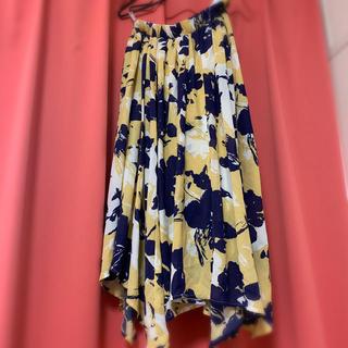 GRL - 花柄スカート