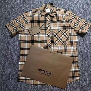 バーバリー(BURBERRY)のBBRビンテージ斜めチェックシャツ半袖(Tシャツ/カットソー(半袖/袖なし))