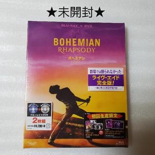 ボヘミアン・ラプソディ ブルーレイ&DVD('18英/米)〈2枚組〉(外国映画)