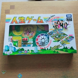 タカラトミー(Takara Tomy)の人生ゲーム2016ver 新品未開封(人生ゲーム)