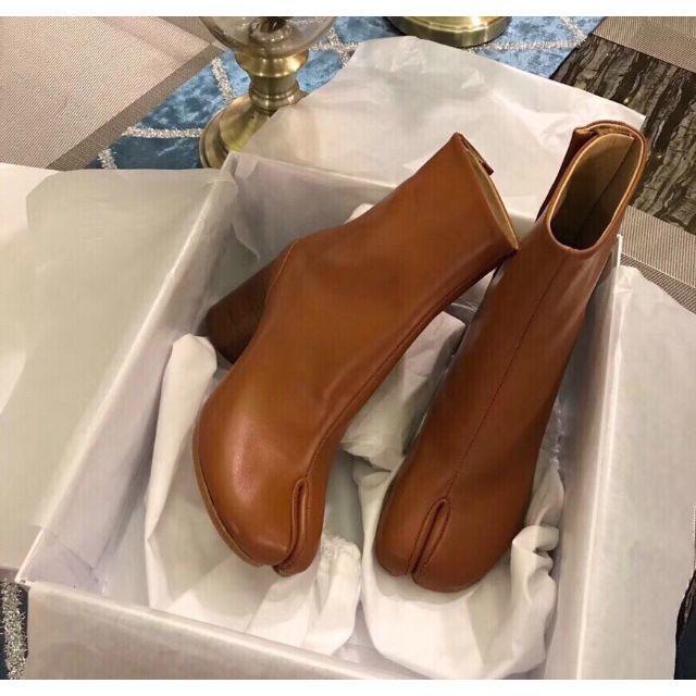 Maison Martin Margiela(マルタンマルジェラ)のMaison Margiera メゾンマルジェラ 足袋ブーツ レディースの靴/シューズ(ブーツ)の商品写真