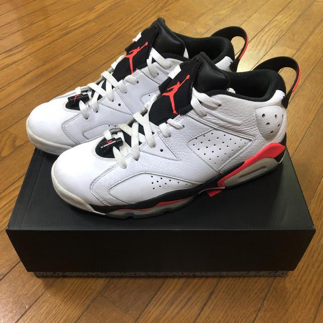 NIKE(ナイキ)のNIKE AIR JORDAN6 RETRO LOW 28cm US10 メンズの靴/シューズ(スニーカー)の商品写真