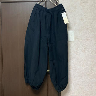 サマンサモスモス(SM2)の新品 裾絞りペチパンツ(カジュアルパンツ)