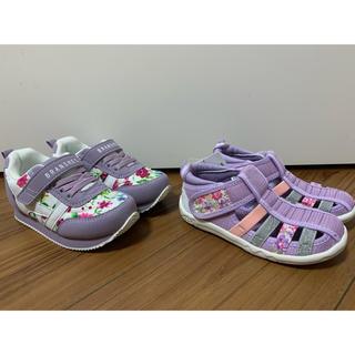 Branshes - ブランシェス 靴 サンダル 16cm
