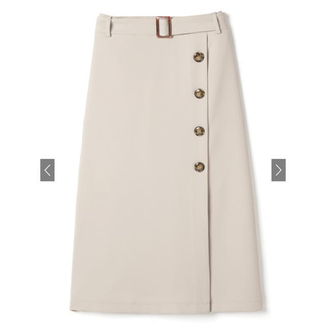 GRL(グレイル)のGRL  ナロースカート 5分袖ニット ベルト無し レディースのレディース その他(セット/コーデ)の商品写真