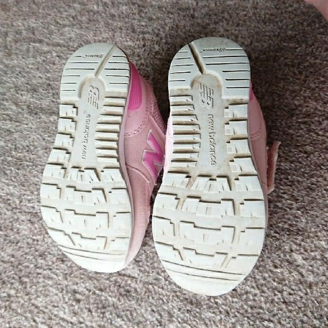 New Balance(ニューバランス)のニューバランス 16㎝ キッズ/ベビー/マタニティのキッズ靴/シューズ(15cm~)(スニーカー)の商品写真