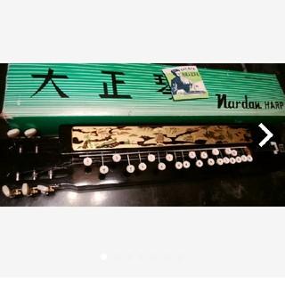 和弦楽器・大正琴・nardanHARP(大正琴)