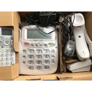 パイオニア(Pioneer)のパイオニア コードレス電話機 TF-EV250D-s(その他)