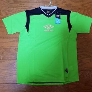 アンブロ(UMBRO)の新品未使用 アンブロ 半袖 Lサイズ(Tシャツ/カットソー(半袖/袖なし))
