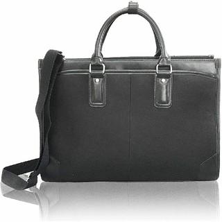 ビジネスバッグ ブラック メンズ 就職活動最適 自立 撥水 通勤バッグ 2WAY
